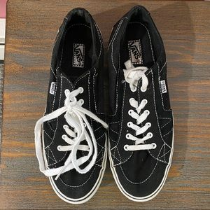 VANS canvas sneakers